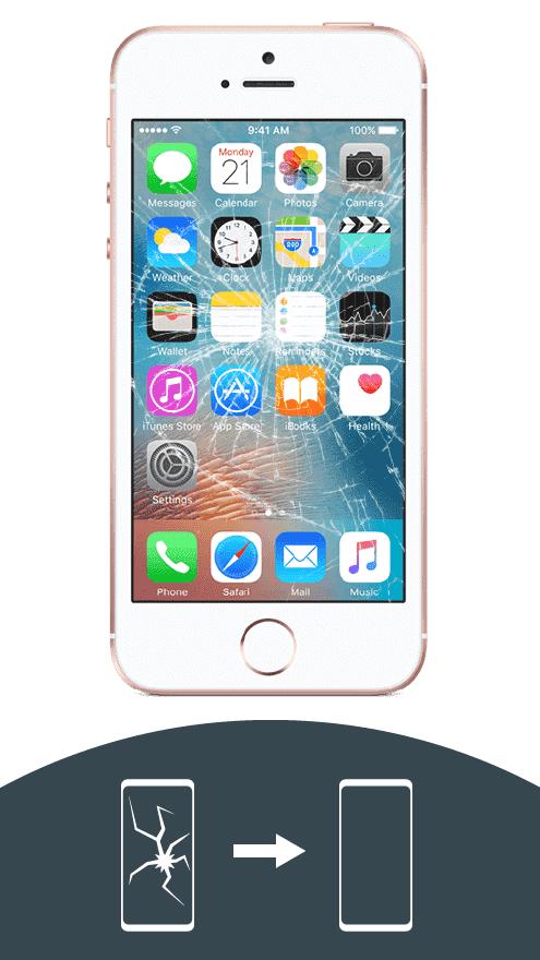 Iphone Se Display Reparatur