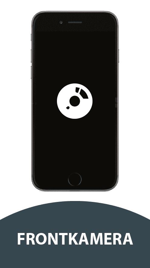 iphone 6s frontkamera reparatur house of mobile games. Black Bedroom Furniture Sets. Home Design Ideas